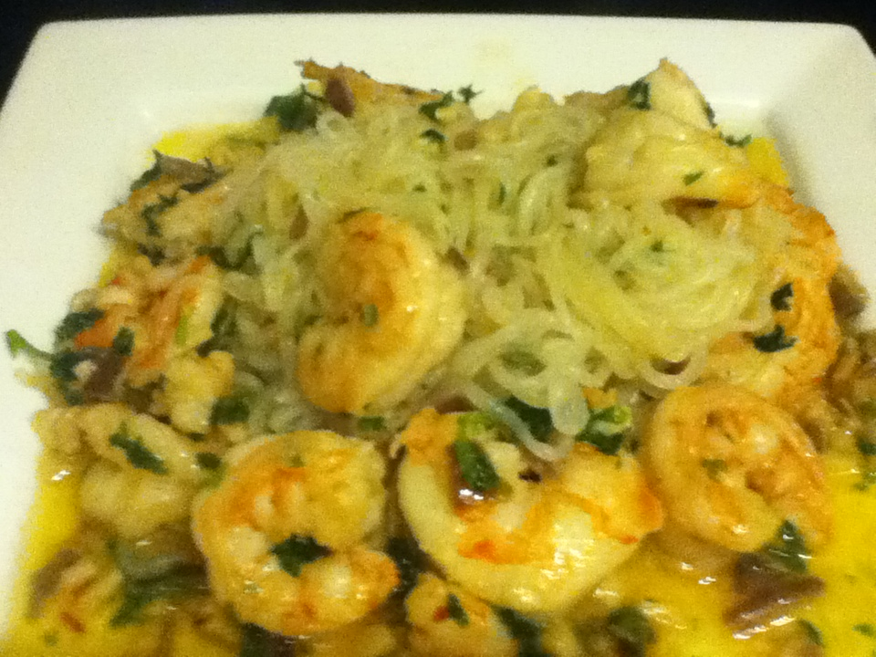 Shrimp Scampi With Miracle Noodles Low Carb 360