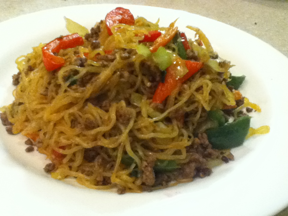 Stir Fry Noodles With Mince Beef Recipe Low Carb 360